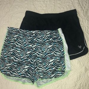 Set of Justice Athletic Shorts